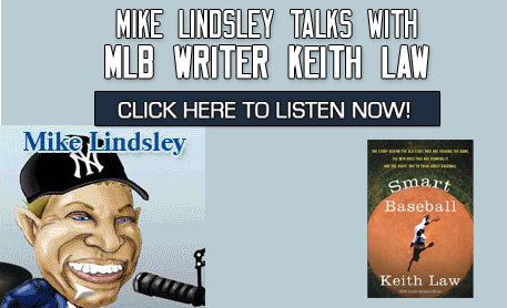 Click here to listen to Mike's Interview with Keith Law!