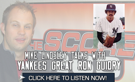 Click here to listen to Mike's Interview with Bernie Williams!